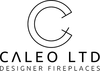 Caleo Ltd | Designer Floating Fireplace | Hanging Fireplace | Central Fireplace